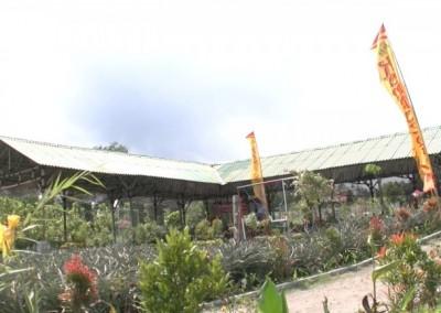 kampoenganggrek - gazebo istirahat